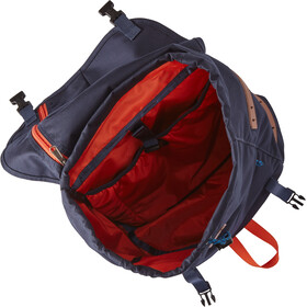 Patagonia Arbor Daypack 26l Navy Blue w/Paintbrush Red